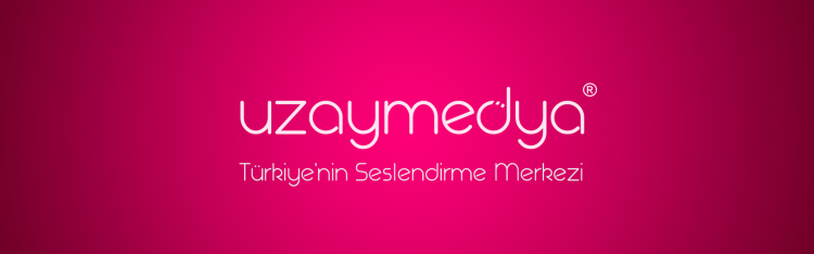 Türkiye'nin Seslendirme Ajansı Uzay Medya