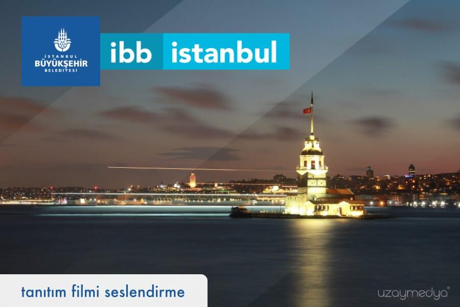İstanbul Büyükşehir Belediyesi seslendirme
